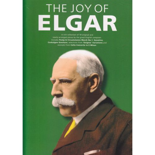 WISE PUBLICATIONS THE JOY OF ELGAR - PIANO