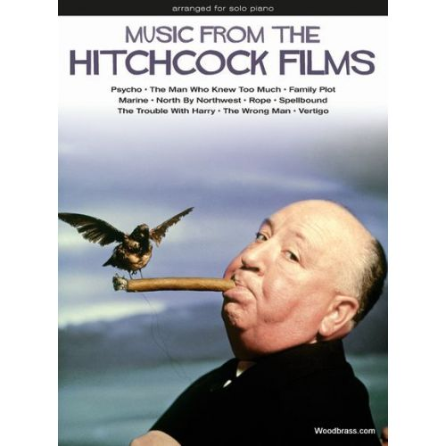 WISE PUBLICATIONS MUSIC FROM THE HITCHCOCK FILMS