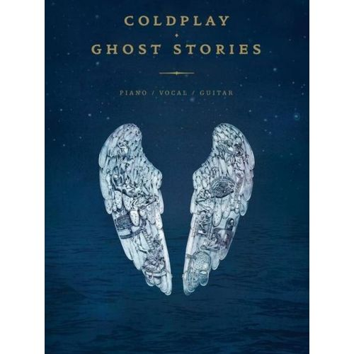 MUSIC SALES COLDPLAY - GHOST STORIES - PVG