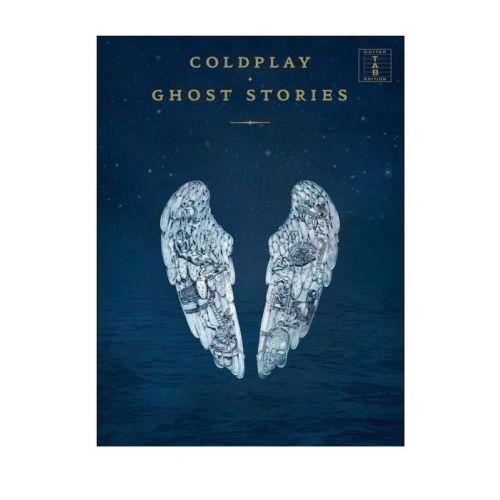 MUSIC SALES COLDPLAY - GHOST STORIES - GUITAR TAB