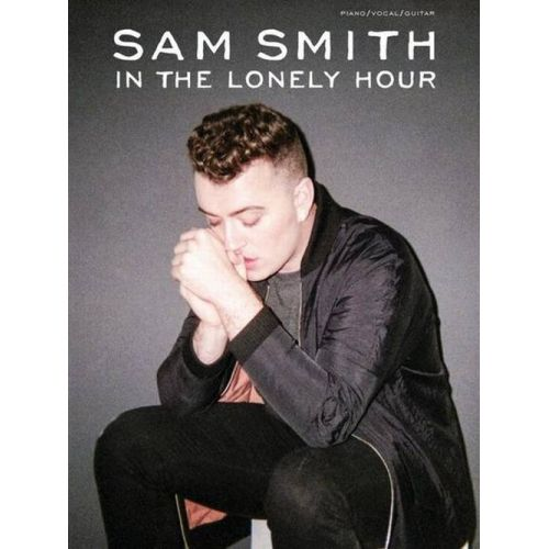MUSIC SALES SMITH SAM - IN THE LONELY HOUR - PVG