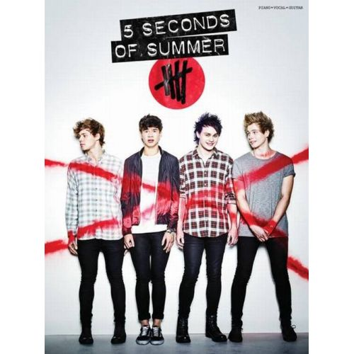 MUSIC SALES 5 SECONDS OF SUMMER - PVG