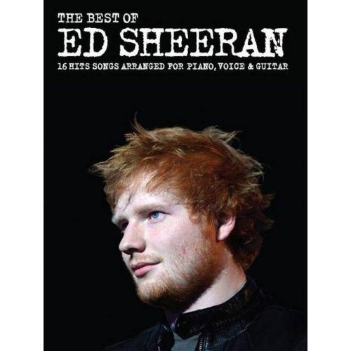 MUSIC SALES SHEERAN ED - BEST OF - PVG