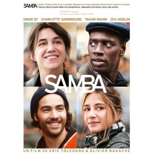 WISE PUBLICATIONS SAMBA - MUSIQUE ORIGINALE DU FILM - PVG
