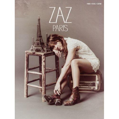 WISE PUBLICATIONS ZAZ - PARIS - PVG