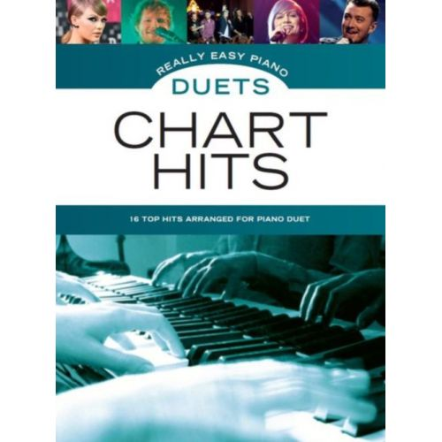 WISE PUBLICATIONS REALLY EASY PIANO DUETS: CHART HITS