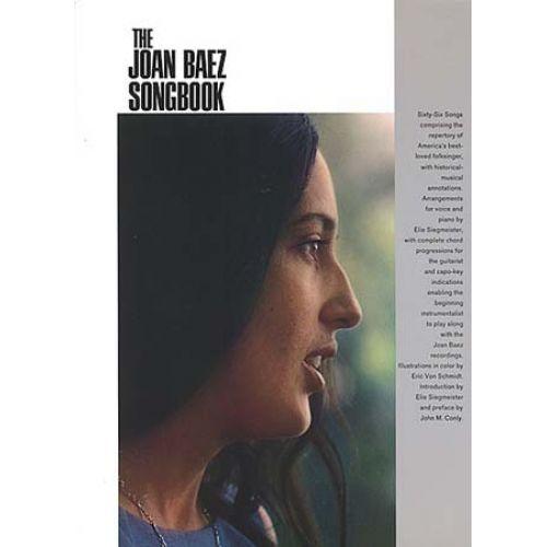 AMSCO THE JOAN BAEZ SONGBOOK - PVG