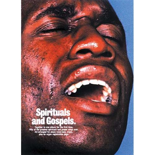 MUSIC SALES SPIRITUALS AND GOSPELS - PVG