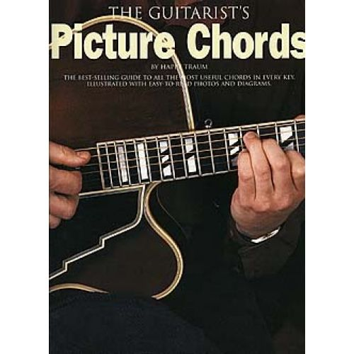 MUSIC SALES HAPPY TRAUM - THE GUITARIST'S PICTURE CHORDS - GUITAR