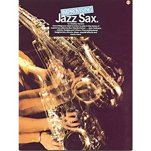 WISE PUBLICATIONS IMPROVISING JAZZ SAX