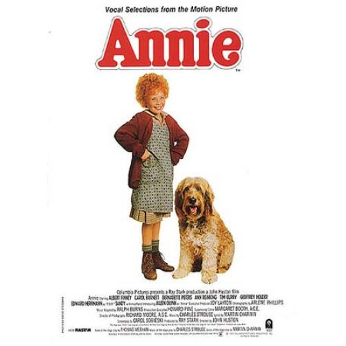 MUSIC SALES CHARLES STROUSE - ANNIE - PVG