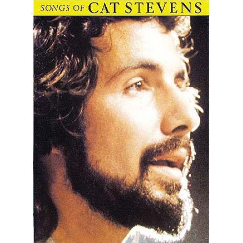 MUSIC SALES SONGS OF CAT STEVENS - PVG