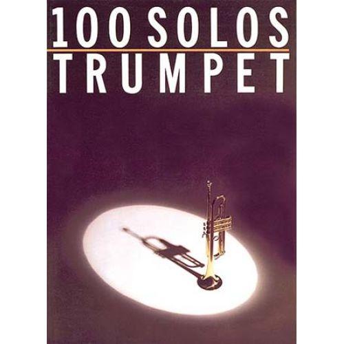 WISE PUBLICATIONS 100 SOLOS - TRUMPET