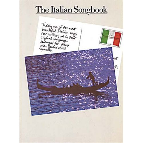 MUSIC SALES THE ITALIAN SONGBOOK - PVG