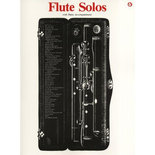 MUSIC SALES FLUTE SOLOS - 38 - FLUTE