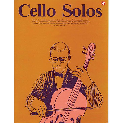 WISE PUBLICATIONS CELLO SOLOS
