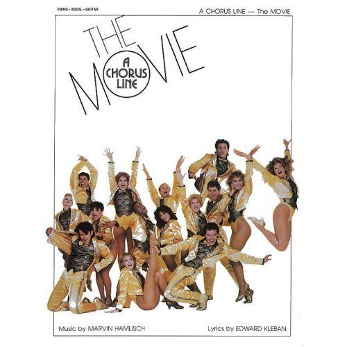 MUSIC SALES A CHORUS LINE THE MOVIE - PVG