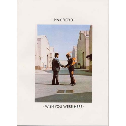 MUSIC SALES PINK FLOYD WISH YOU WERE HERE - PVG
