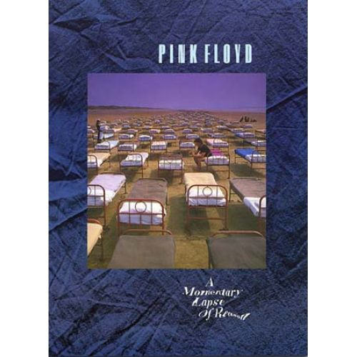 WISE PUBLICATIONS PINK FLOYD - A MOMENTARY LAPSE OF REASON PVG