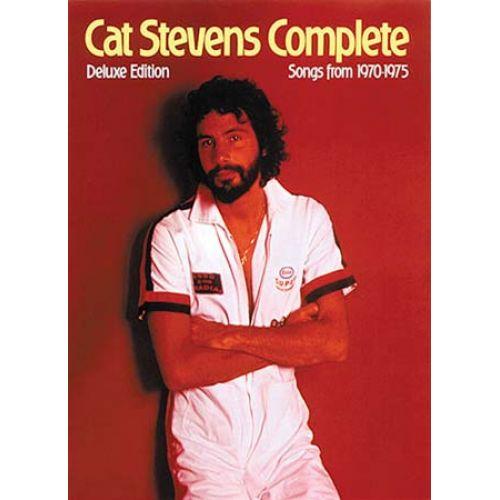 MUSIC SALES CAT STEVENS COMPLETE - PVG