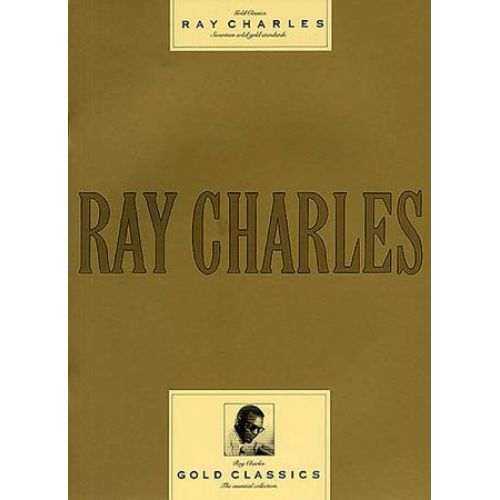 MUSIC SALES CHARLES RAY - GOLD CLASSICS - PVG