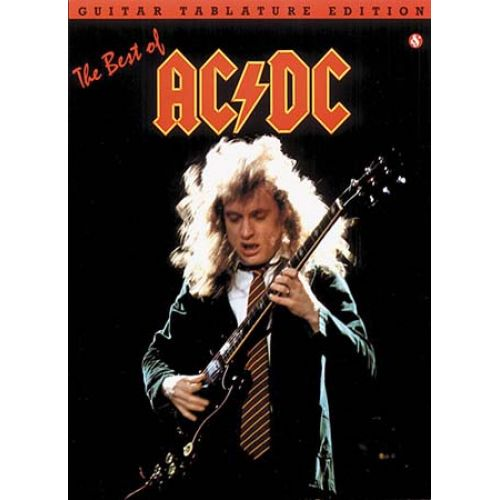 WISE PUBLICATIONS AC/DC - BEST OF - GUITAR TAB