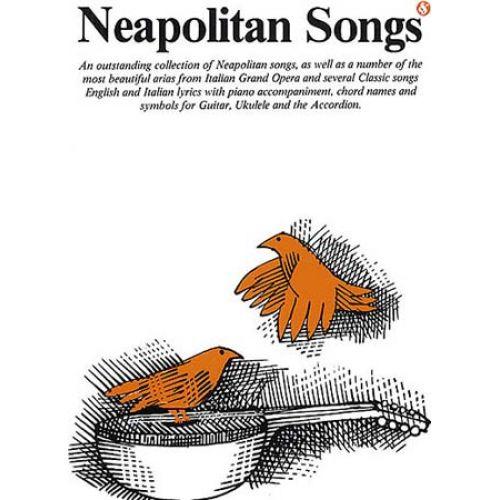 MUSIC SALES NEAPOLITAN SONGS - PVG