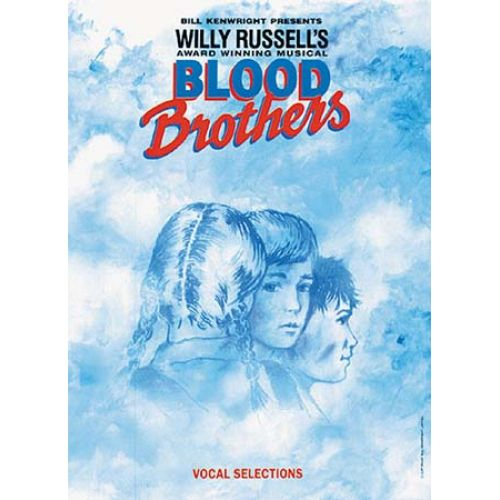 MUSIC SALES RUSSELL WILLY BLOOD BROTHERS - PVG