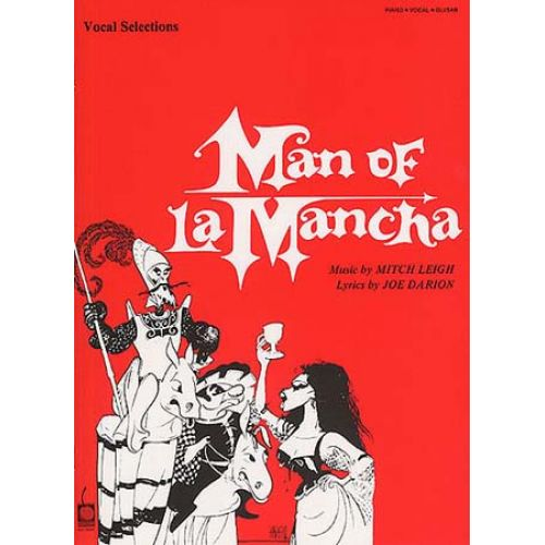 MUSIC SALES MAN OF LA MANCHA - PVG