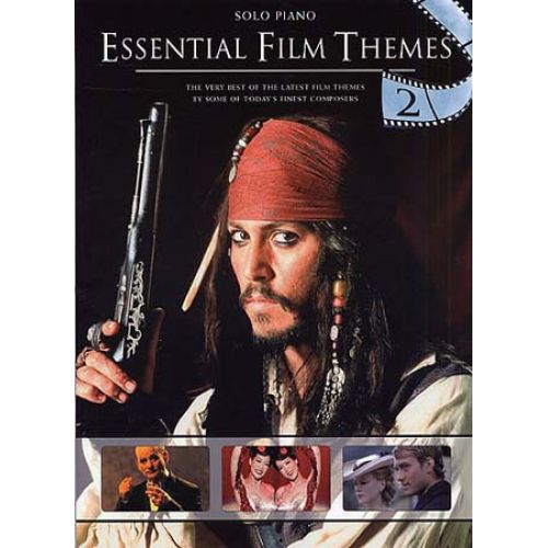 MUSIC SALES ESSENTIAL FILM THEMES VOL.2 - PIANO