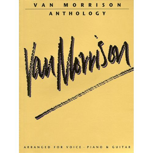 MUSIC SALES MORRISON VAN ANTHOLOGY - PVG