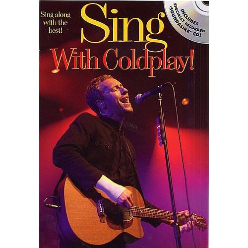 WISE PUBLICATIONS SING WITH COLDPLAY - MELODY LINE, LYRICS AND CHORDS