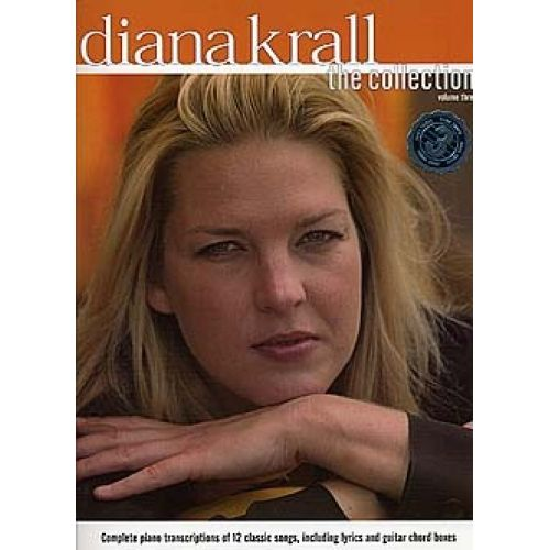 WISE PUBLICATIONS DIANA KRALL V. 3 - THE COLLECTION - PVG