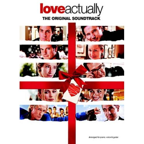 WISE PUBLICATIONS LOVE ACTUALLY SOUNDTRACK PVG