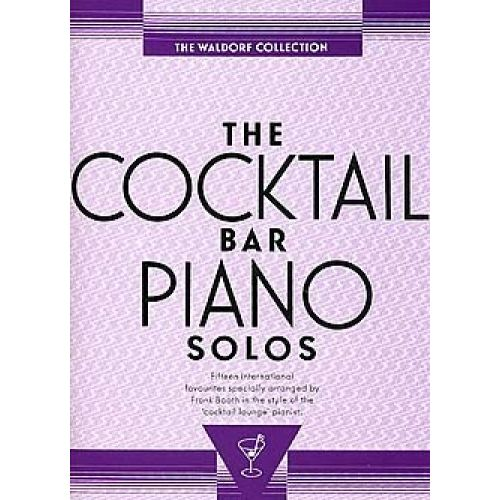 MUSIC SALES THE WALDORF COLLECTION - PIANO SOLO AND GUITAR