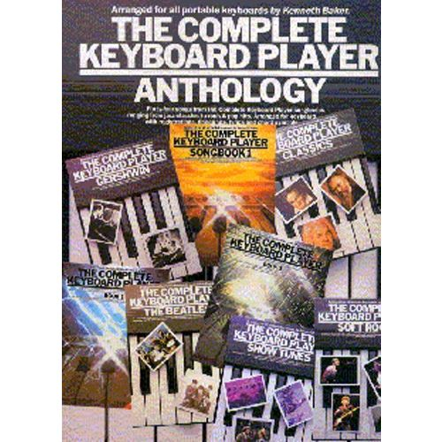 MUSIC SALES THE COMPLETE KEYBOARD PLAYER ANTHOLOGY - KEYBOARD