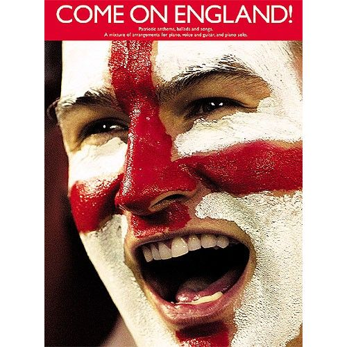 WISE PUBLICATIONS COME ON ENGLAND! FOR PIANO, VOICE AND GUITAR