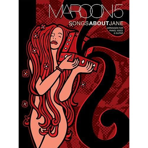 WISE PUBLICATIONS MAROON 5 - SONGS ABOUT JANE - PVG