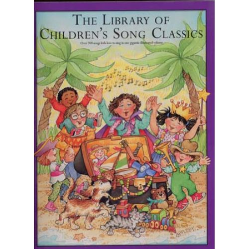 MUSIC SALES AMY APPLEBY - THE LIBRARY OF CHILDREN'S SONG CLASSICS - TRADITIONAL