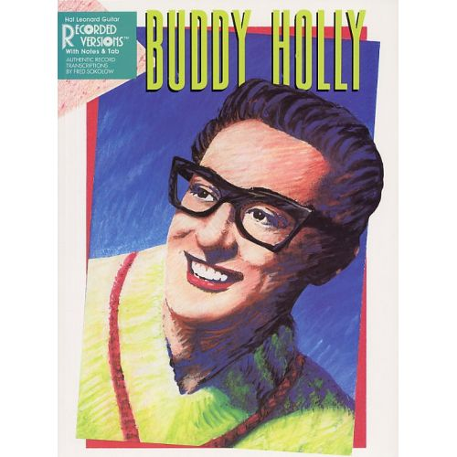 MUSIC SALES BUDDY HOLLY RECORDED VERSIONS - GUITAR TAB