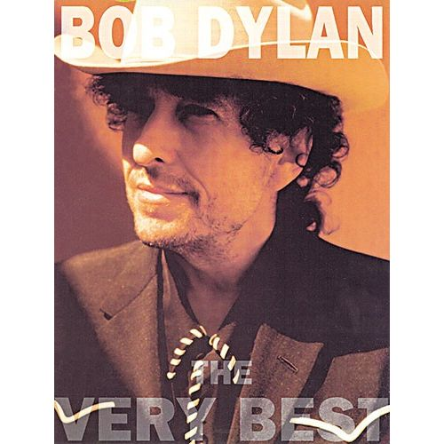 MUSIC SALES BOB DYLAN THE VERY BEST - PVG