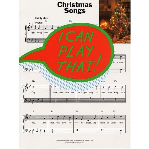WISE PUBLICATIONS CHRISTMAS SONGS - LYRICS AND CHORDS