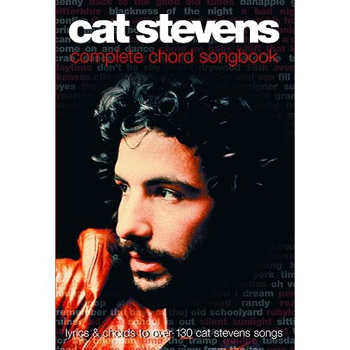 WISE PUBLICATIONS STEVENS CAT - THE COMPLETE CAT STEVENS CHORD SONGBOOK - LYRICS AND CHORDS