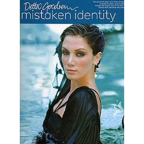 WISE PUBLICATIONS DELTA GOODREM - MISTAKEN IDENTITY- PVG