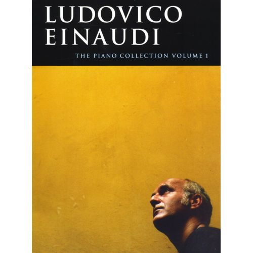 WISE PUBLICATIONS LUDOVICO EINAUDI - THE PIANO COLLECTION VOL.1