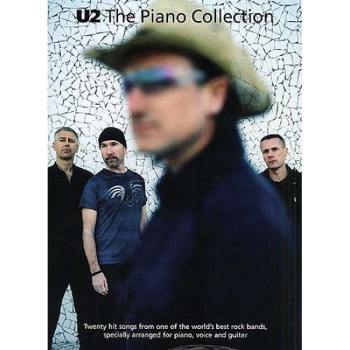 WISE PUBLICATIONS U2 PIANO COLLECTION BEST OF - PVG