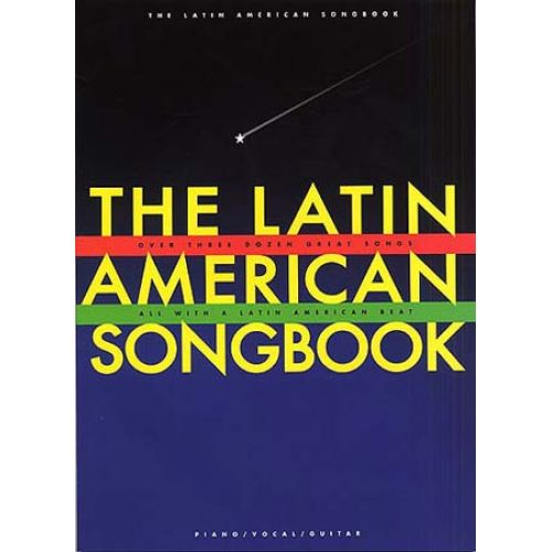 MUSIC SALES LATIN AMERICAN SONGBOOK - PVG