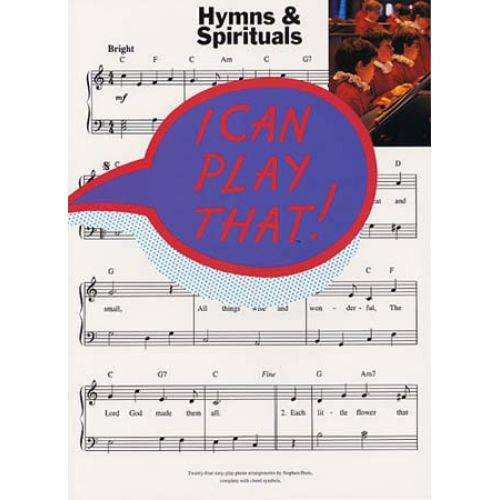 WISE PUBLICATIONS HYMNS AND SPIRITUALS - PIANO SOLO
