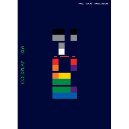 WISE PUBLICATIONS COLDPLAY : X & Y PVG