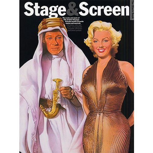 WISE PUBLICATIONS STAGE AND SCREEN - BK. 2 - THE BLACK- PVG